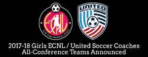 3 FC Wisconsin Players Earn ECNL All-Conference Honors