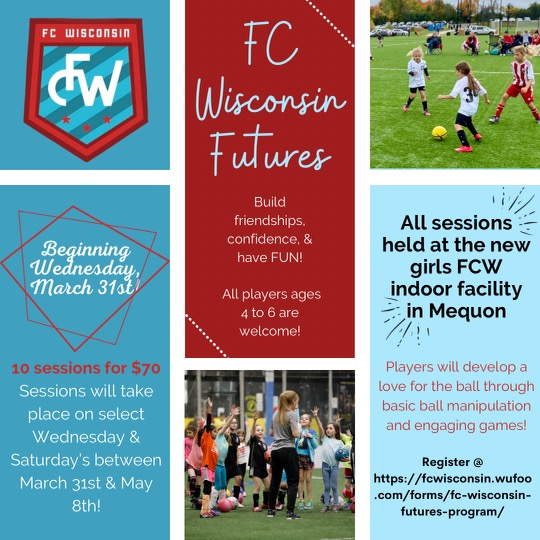 FC Wisconsin Futures Program Begins This Month